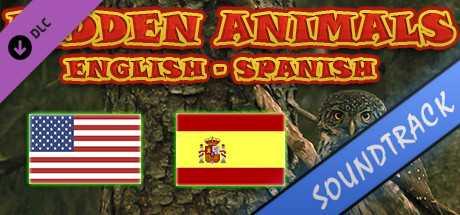 Hidden Animals: English - Spanish SOUNDTRACK
