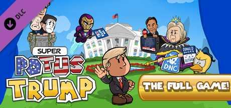 Super POTUS Trump: The Full Game!