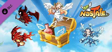 NosTale - Fairy Elemental Pack