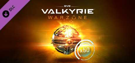 EVE: Valkyrie – Warzone x50 Gold Capsule