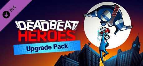 Deadbeat Heroes: Collector's Upgrade