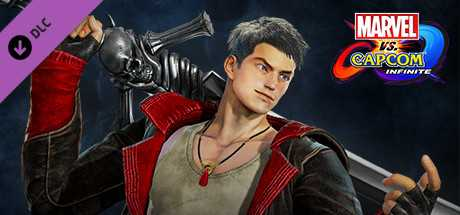 Marvel vs. Capcom: Infinite - Dante Nephilim Costume