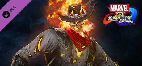Marvel vs. Capcom: Infinite - Ghost Rider Outlaw Costume
