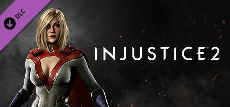 Injustice 2 - Power Girl