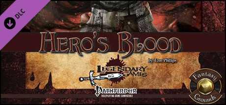 Fantasy Grounds - Hero's Blood (PFRPG)
