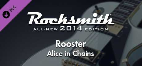 "Rocksmith 2014 Edition – Remastered – Alice in Chains - ""Rooster"""