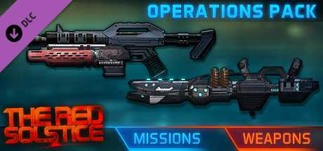 The Red Solstice - Operations Pack
