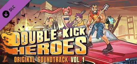 Double Kick Heroes - Original Sound Track