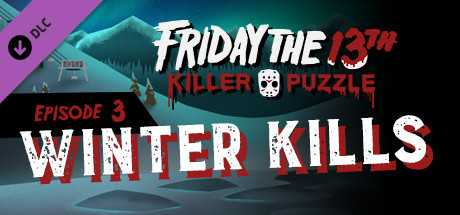 Friday the 13th: Killer Puzzle - Episode 3: Winter Kills