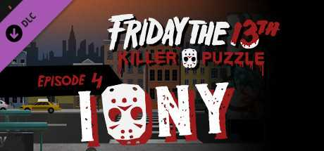 Friday the 13th: Killer Puzzle - Episode 4: IMASKNY