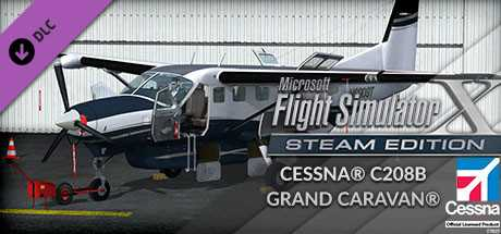 FSX Steam Edition: Cessna C208B Grand Caravan Add-On