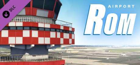 X-Plane 11 - Add-on: Aerosoft - Airport Rom