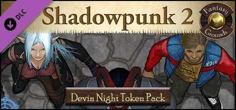 Fantasy Grounds - Devin Night 103: Shadowpunk 2 (Token Pack)
