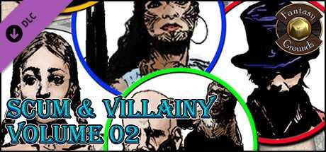 Fantasy Grounds - Scum & Villainy, Volume 2 (Token Pack)