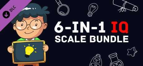6-in-1 IQ Scale Bundle - Cube Match