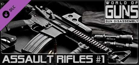 World of Guns: Assault Rifles Pack #1