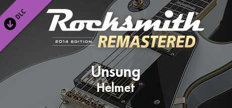 "Rocksmith 2014 Edition – Remastered – Helmet - ""Unsung"""