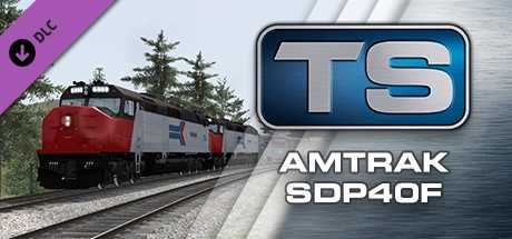 Train Simulator: Amtrak SDP40F Loco Add-On