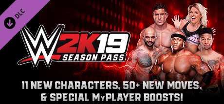 WWE 2K19 - Season Pass
