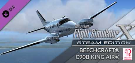 FSX Steam Edition: Beechcraft C90B King Air Add-On