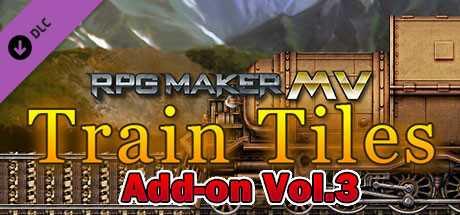 RPG Maker MV - Add-on Vol 3: Train Tileset Reviews, News