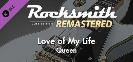 "Rocksmith 2014 Edition – Remastered – Queen - ""Love of My Life"""