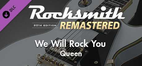 "Rocksmith 2014 Edition – Remastered – Queen - ""We Will Rock You"""