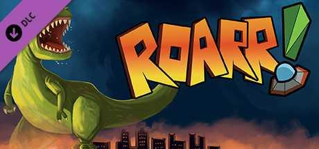 Roarr! - Warrior Skin Pack