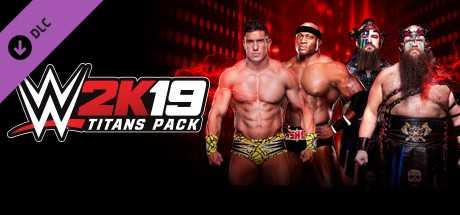 WWE 2K19 - Titans Pack