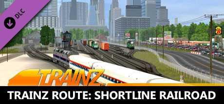 Trainz 2019 DLC: Shortline Railroad