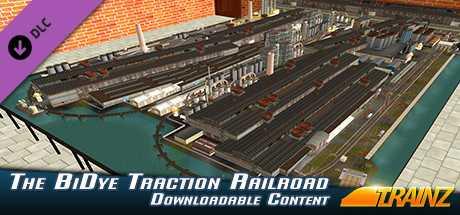 Trainz 2019 DLC: The BiDye Traction Railroad Route
