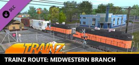 Trainz 2019 DLC - Midwestern Branch