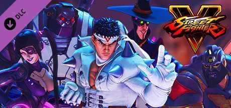 Street Fighter V - Mech Costume Bundle