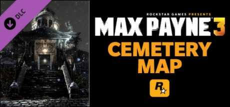 Max Payne 3: Cemetery Map