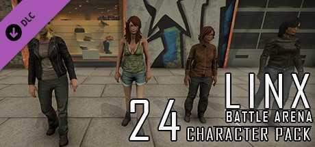 Linx Battle Arena - 24 Character Set