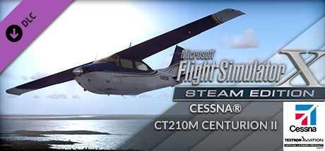 FSX Steam Edition: Cessna CT210M Centurion II Add-On