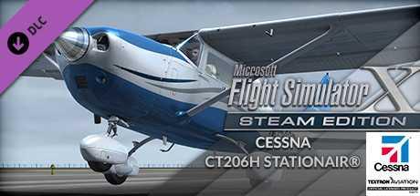 FSX Steam Edition: Cessna CT206H Stationair Add-On