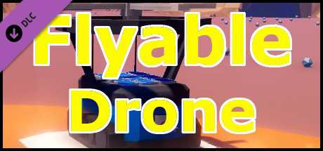 Away From Earth: Mars - Flyable Drone