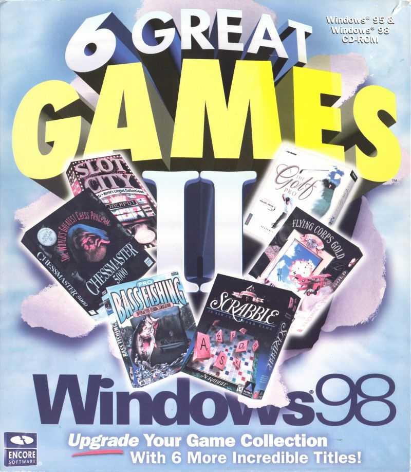 6 Great Games II: Windows 98