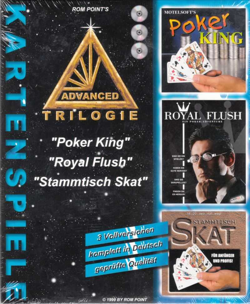 Advanced Trilogie: Kartenspiele