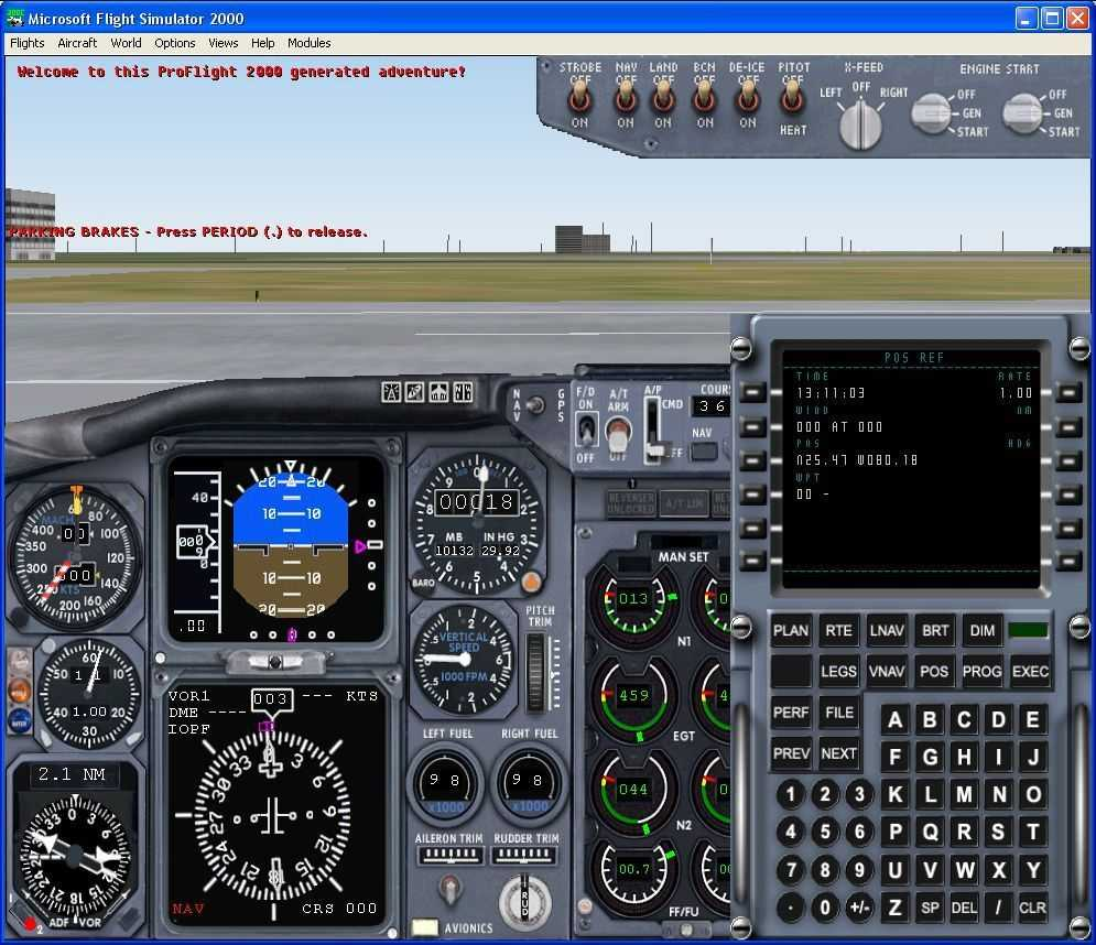 AETI ProFlight 2000