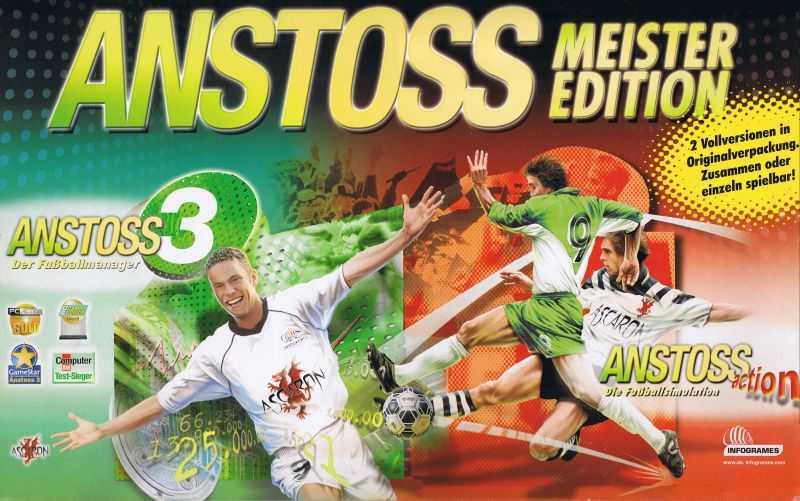 ANSTOSS: Meister Edition
