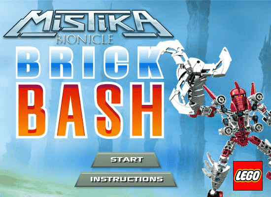 BIONICLE Mistika: Brick Bash