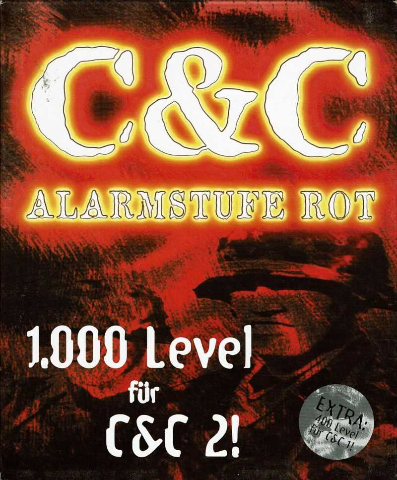 C&C: Alarmstufe Rot - 1000 Level für C&C 2!
