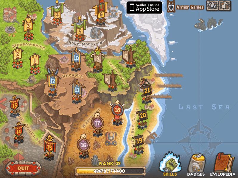 Cursed Treasure 2: Hey! Heroes! Leave Us Gems Alone!