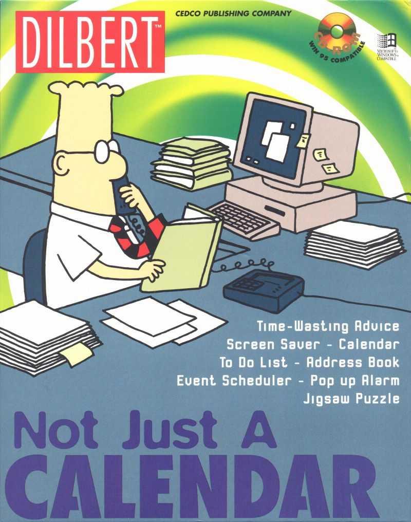 Dilbert: Not Just A Calendar
