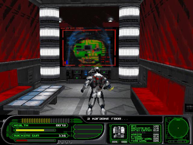 Esoteria: Techno-Assassin of the Future