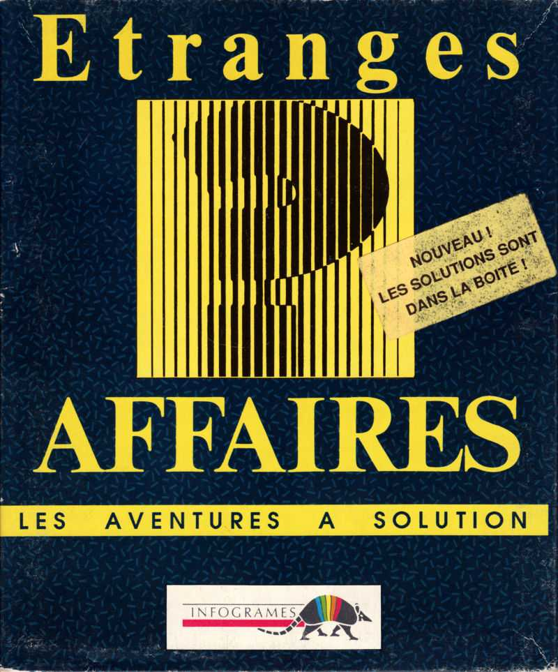 Etranges Affaires