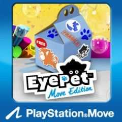 EyePet: Move Edition - Lucky Dip Styling Pack: Animals 4