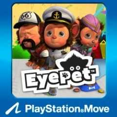 EyePet: Move Edition - Transport Styling Pack